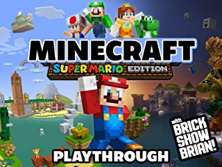 Clip: Minecraft Super Mario Edition Playthrough with Brick Show Brian