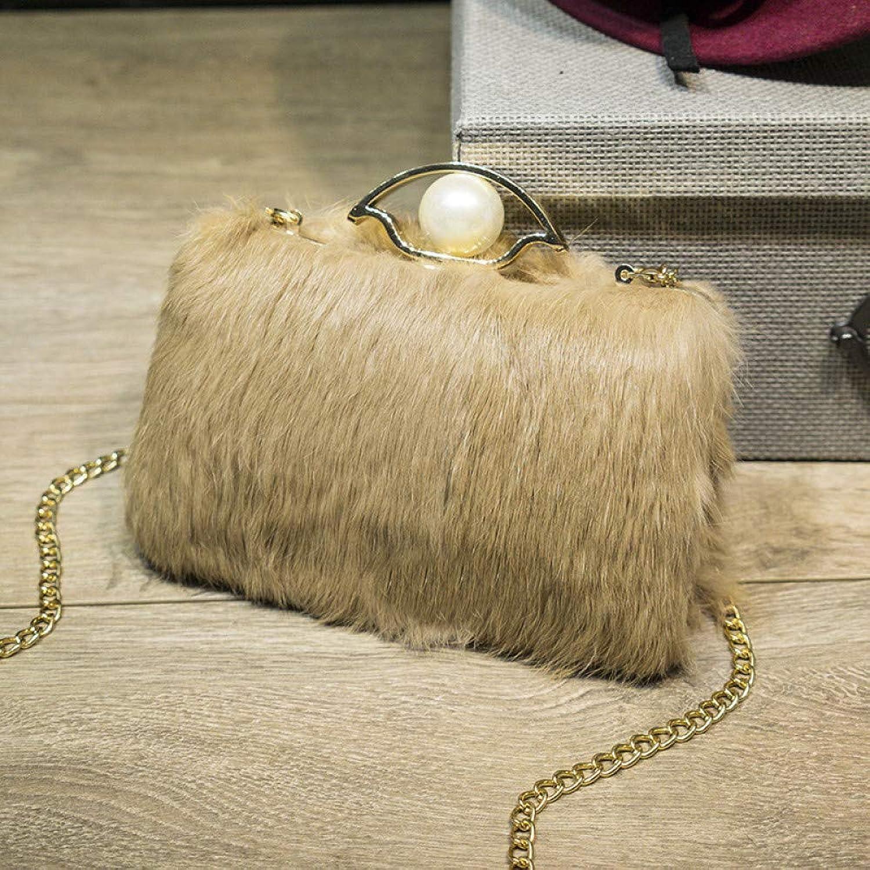 JSXL JSXL JSXL handtasche Damenhandtaschen Umhängetaschen Clutches Totesbags Umhängetaschen Wristlets Top-Griff Dinner-Bag Messenger-Chain-Tasche B07KDTT469  Modern 228da0