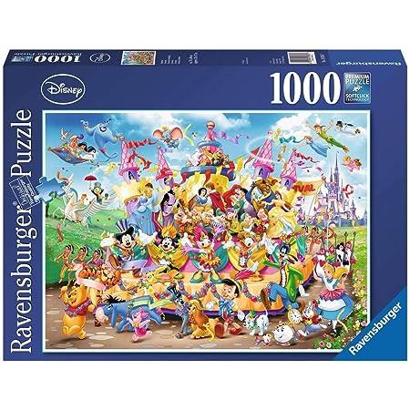 19383 Ravensburger Classique Puzzle Carnaval Disney 1000 pi/èces