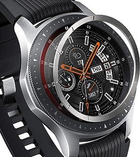 Ringke Inner Bezel Styling Kompatibel med Samsung Galaxy Watch 4 Classic 46mm (2021) Skal, Galaxy Watch 46mm, Gear S3 Fron...