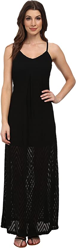 Slip Strap Maxi Dress