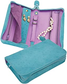 Reed and Barton Handcrafted Chests, Turquoise Blue