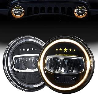 LED Headlight for Jeep Wrangler BEEYEO 7