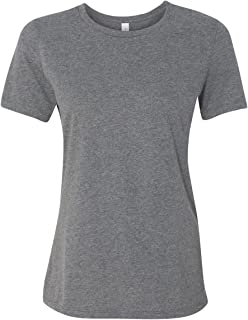 Canvas Ladies' Relaxed Short-Sleeve T-Shirt