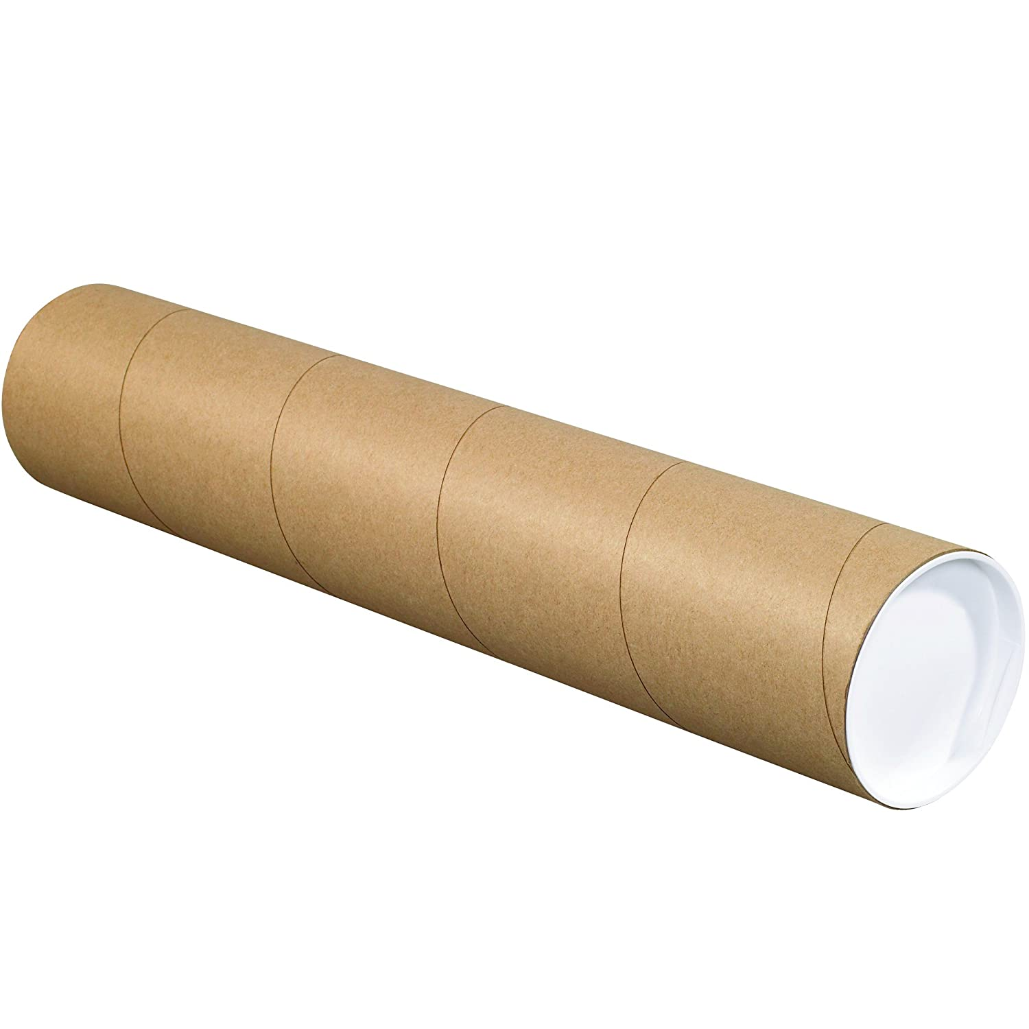 Ship Now Supply SNP4020K Mailing Tubes Many popular brands with x Kraf Caps 20