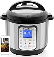 Instant Pot Smart WiFi 8-in-1 Electric Pressure Cooker, Slow Cooker, Rice Cooker,..