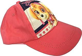colore: Rosa taglia 50 cm Stella Paw Patrol Cappello da baseball da bambina