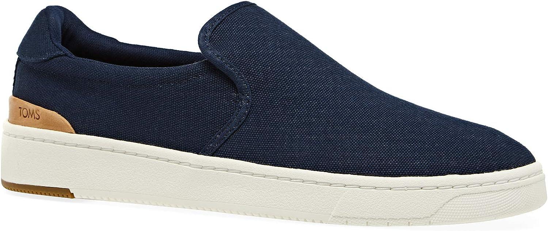 TOMS Men's Trvl Lite 2.0 Slip on Sneaker