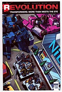 Transformers More than Meets the Eye - Revolution (2016)