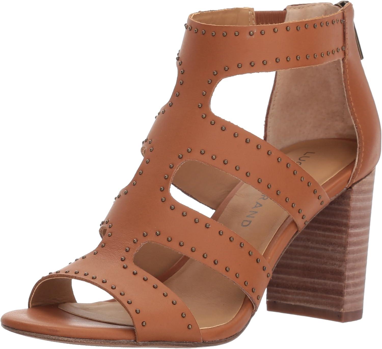Lucky Brand Womens Tahira Heeled Sandal