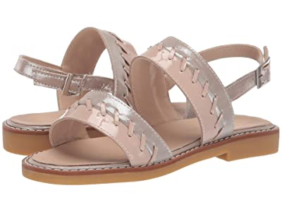 Elephantito Larissa Sandal (Toddler/Little Kid/Big Kid) (Blush) Girls Shoes