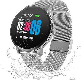 UniqueFit Smart Watch Fitness Tracker Smart Watch IP67 Monit