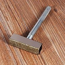 Disco de alta qualidade em forma de T de cômoda de rebolo, cômoda de rebolo, metal diamantado prático 8,5 cm para rebarbaç...