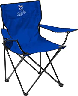 NCAA Kansas City Royals Adult Quad Chair, Blue