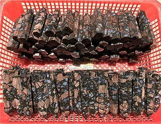 FidgetGear 1/2lb 3-5pcs Natural Que Sera Stone Llanite Quartz Crystal Wand Point Brazil