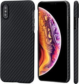 PITAKA Slim Case Compatible with iPhone Xs 5.8