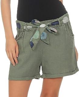 402c6d572924 Amazon.es: Pantalones Bermudas Mujer
