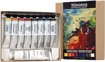 Williamsburg Oil Modern Colors Set