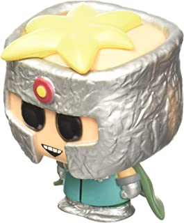 Nickelodeon 13272 Funko Pop Television South Park Professor Chaos Figure, 3.75