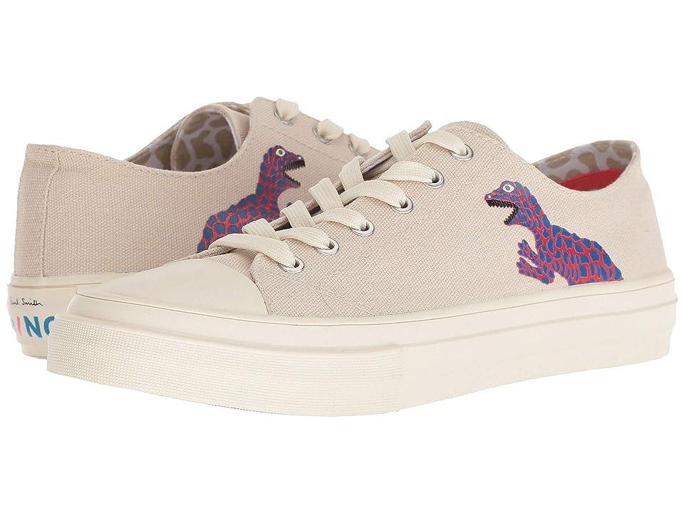 Paul Smith Kinsey Sneaker (Ivory Dino Print) Women