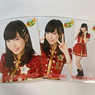 HKT48 運上弘菜 生写真 5周年 5th Anniversary 会場 限定 3枚 コンプ セット AKB48生写真(月別...