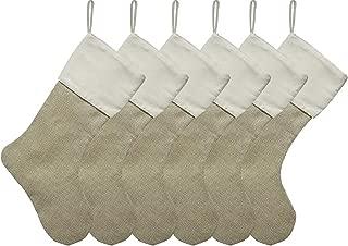 Best mud pie burlap christmas stockings Reviews