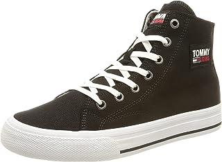 Tommy Jeans Damen Tommy Jeans Midcut Vulc Sneaker