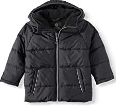Wonder Nation Toddler Boys Puffer Jacket Winter Coat