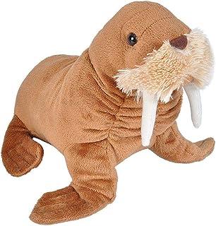Wild Republic Walrus Plush Soft Toy, Cuddlekins Cuddly Toys, Gifts for Kids 20 cm