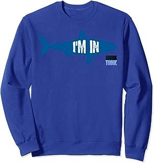 Tank I'm In Logo Sweatshirt