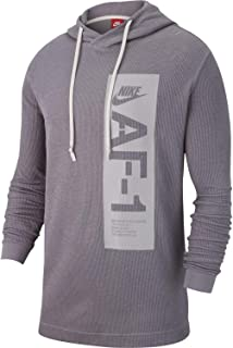 Mens Air Force 1 Pull Over Hoody