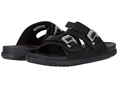 Native Kids Shoes Davis (Little Kid) (Jiffy Black) Kid