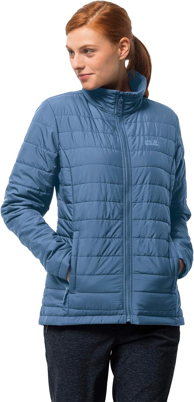 Jack Wolfskin Damen Monterey Bay Coat Mantel 3 In 1 Midnight Blue