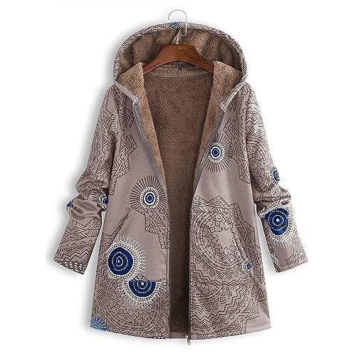último tienda de liquidación excepcional gama de estilos y colores Abrigos Rebajas Mujer: Amazon.es