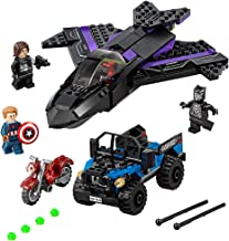 Best lego super heroes marvel black panther pursuit Reviews