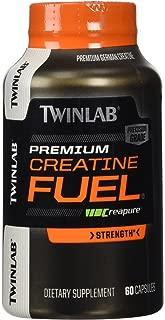 Twin Lab Creatine Fuel, 60 Capsules