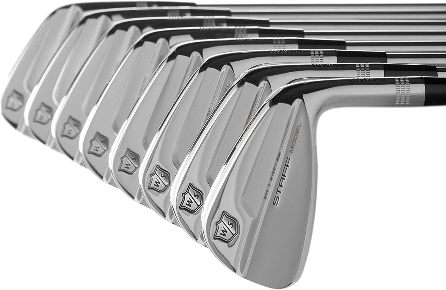 Wilson Staff Golf Men's Right Blades Set 8 piece Bombing new Limited time cheap sale work Handed