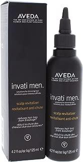 Aveda Invati Men Scalp Revitalizer for Treatment, 4.2 Ounce