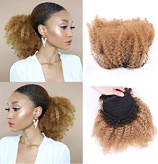 Best kinky curly faux ponytail Reviews