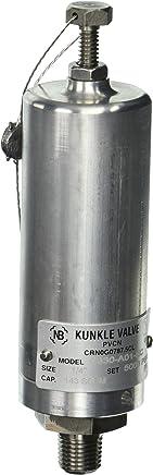 Internal Spring 3 Inch Pressure Relief Valve 22-80 PSI