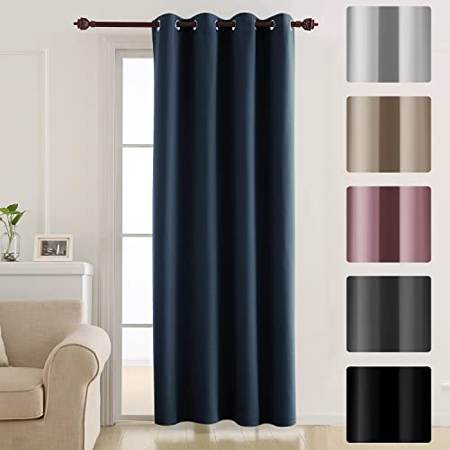 Single Thermal Door Curtain Amazon Co Uk