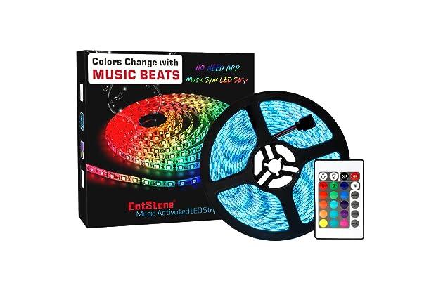 Best Led Strip Lights For Room Amazon Com
