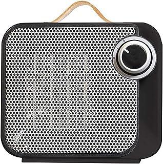 Cajolg Calefactor Portatil,Mini portátil Fast Heater Handy Calentador,Cronotermostato Calefaccion Eléctrico,C