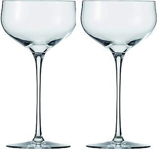 Schott Zwiesel AIR 2-teiliges Dessertweinglas Set Likorschale, Glas, transparent, 8.55 cm, 2-Einheiten