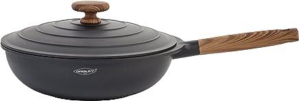 Amazon.es: wok - Oroley / Sartenes y ollas / Menaje de cocina: Hogar ...