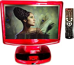 $89 » Venturer Plv7119IR Combo TV DVD Player 19'' INCH LCD 1080i high-Definition VGA-RED