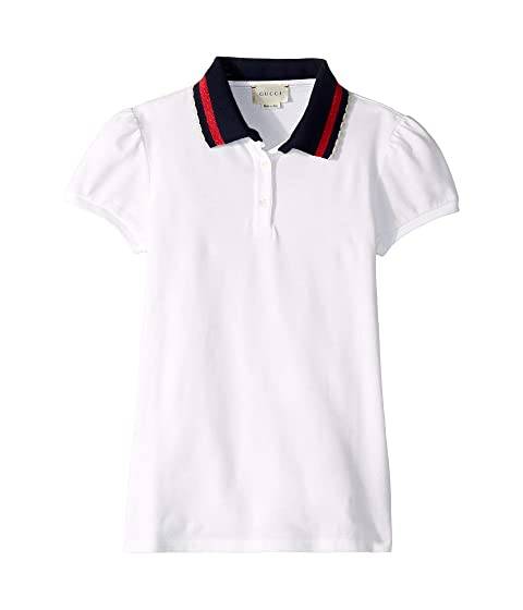 Gucci Kids Polo 543997XJAM8 (Little Kids/Big Kids)
