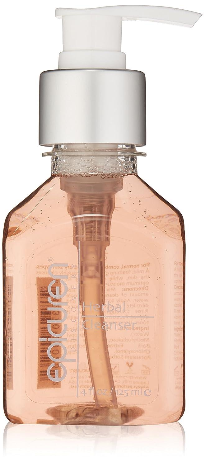 決定的世紀慰めEpicuren Herbal Cleanser - For Normal, Combination & Dry Skin Types 125ml/4oz並行輸入品