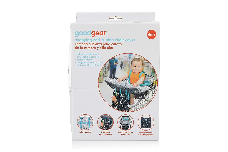 Good Gear Lovies Shopping Cart Cover