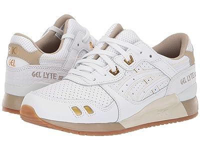 ASICS Tiger Gel-Lyte III (White/White 1) Women